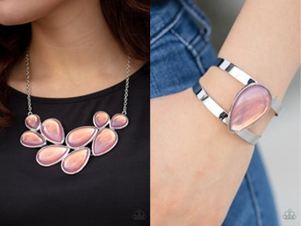 Iridescently Irresistible and Optimal Opalescence - Pink Set