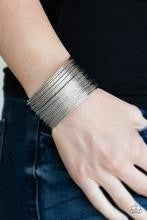 Stacked To The Max - Silver Bracelet