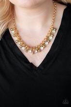 Wall Street Winner - Gold Necklace