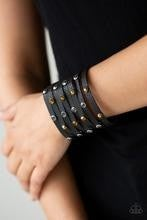 Go-Getter Glamorous - Black Bracelet