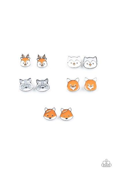 Forest Friends - Kid's Earrings