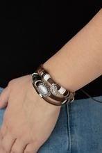 Mystically Mediterranean - White Bracelet