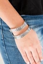Garden Goddess - Silver Bracelet