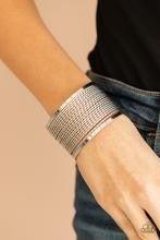 Stacked Sensation - Silver Cuffs