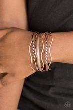 Zesty Zimbabwe - Copper Bracelet
