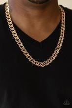 Undefeated - Gold Men's Necklace
