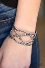 Speaks Volumes - Silver Bracelet