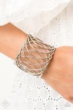 Dizzyingly Diva - Silver Bracelet