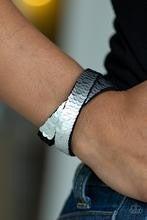 Under The SEQUINS - Silver Bracelet