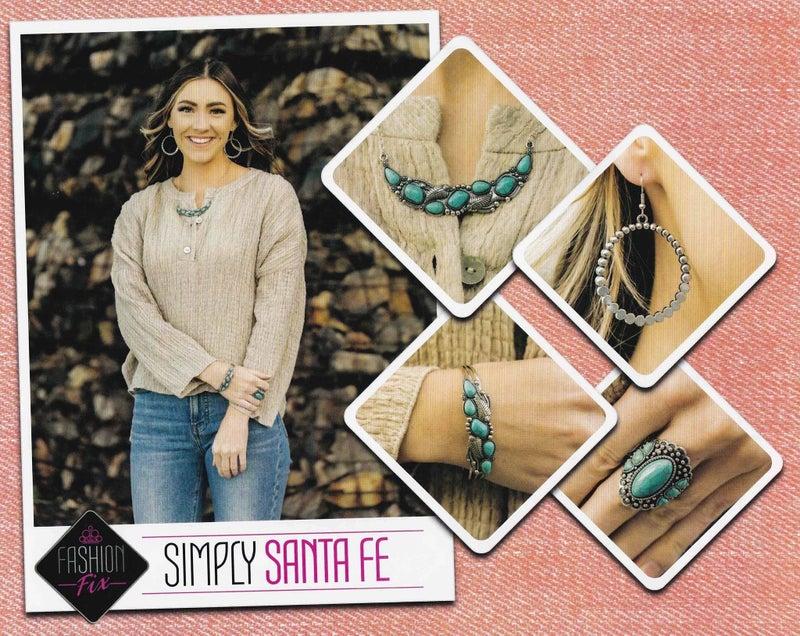 Simply Santa Fe - Complete Fashion Fix Set - July 2021