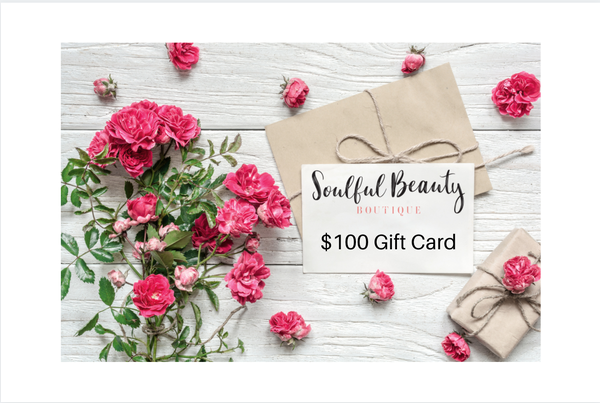 Gift Cards $25-$100