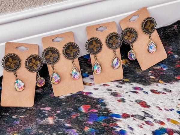 Glitz Glam Earrings