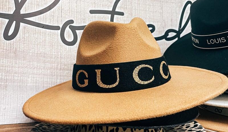 Gucci Headband Fedora