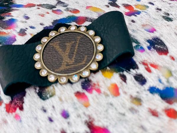 Leather LV Bracelets