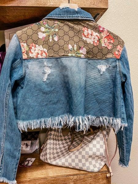 Designer Jacket Floral
