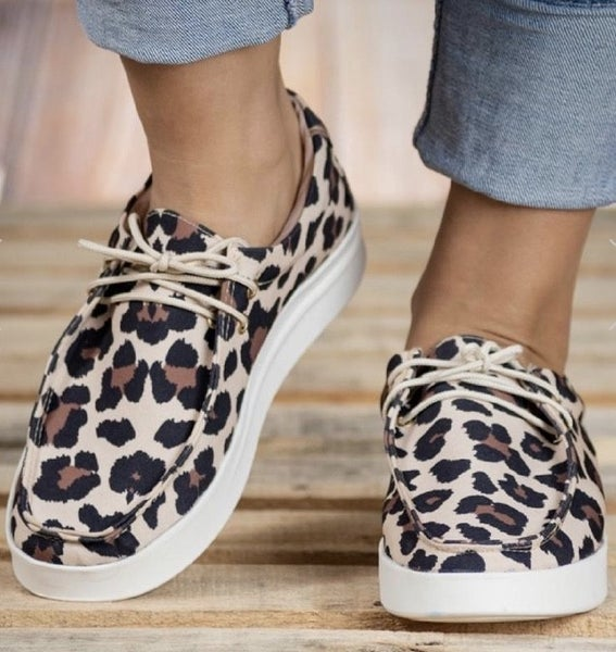 Printed Everglades Shoes