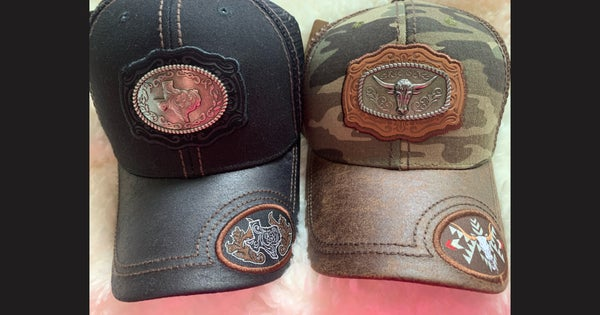 Mens Western Baseball Caps