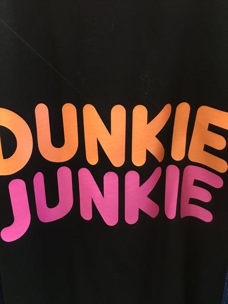 Dunkie Junkie Graphic Tee
