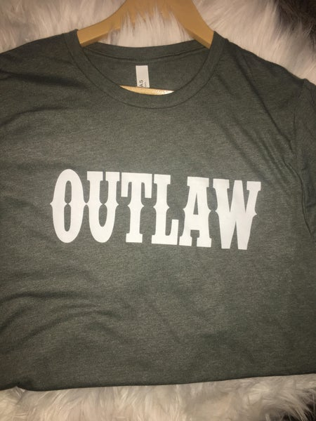 Outlaw Graphic Tee
