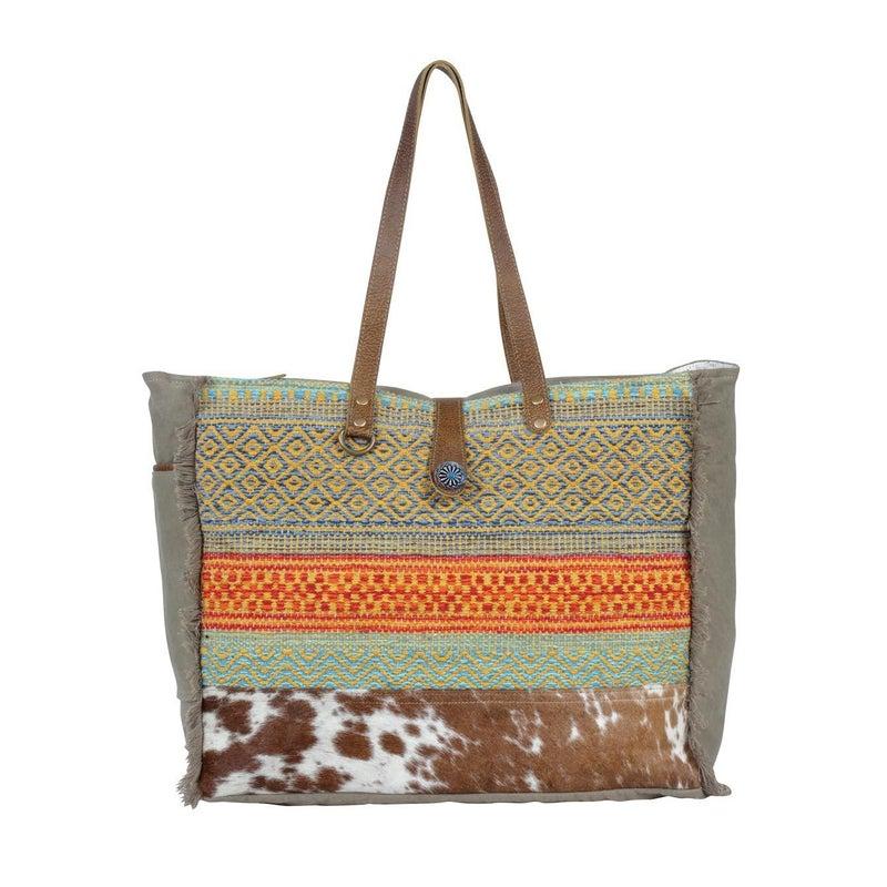 Lustre Weekender Bag