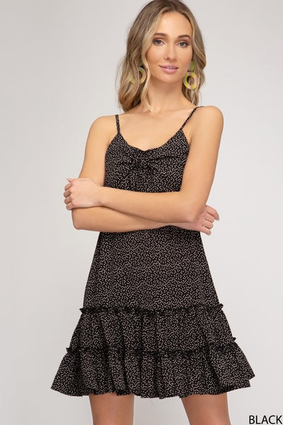 Join The Fun Cami Dress