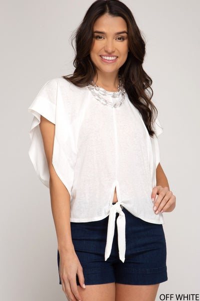 Next To You Flowy Top