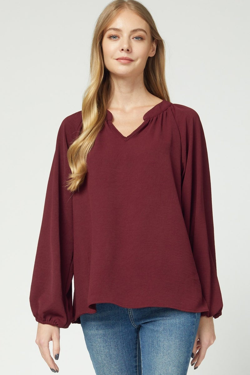 Nothing But The Best Top *Final Sale*