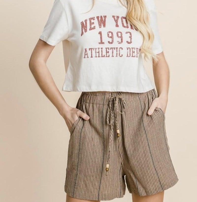 Dreaming Big Boho Shorts