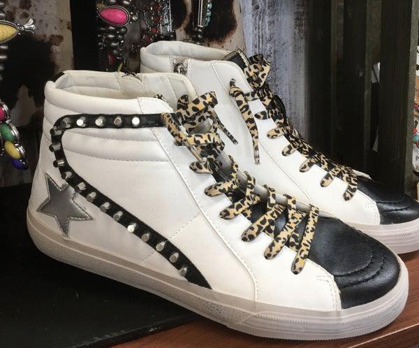 Star Struck High Top Sneaker