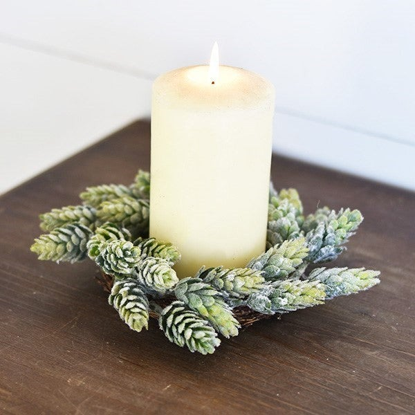 "8"" HOP CANDLE RING"