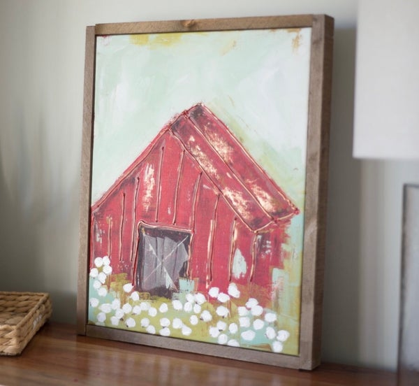 Barn Canvas