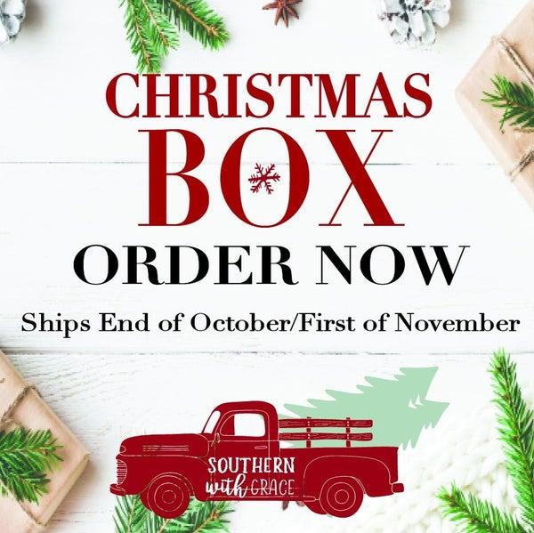 2021 Annual Christmas Mystery Box