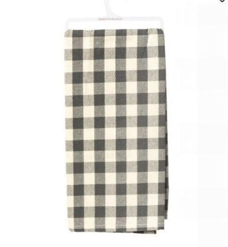 Buffalo Check Tea Towel