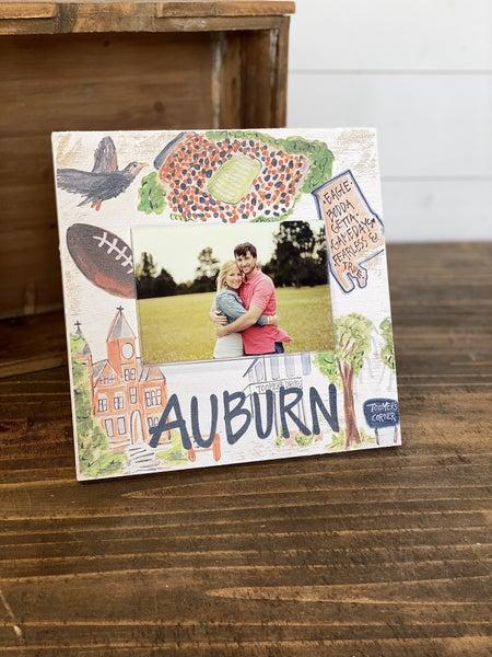 Auburn, AL Frame