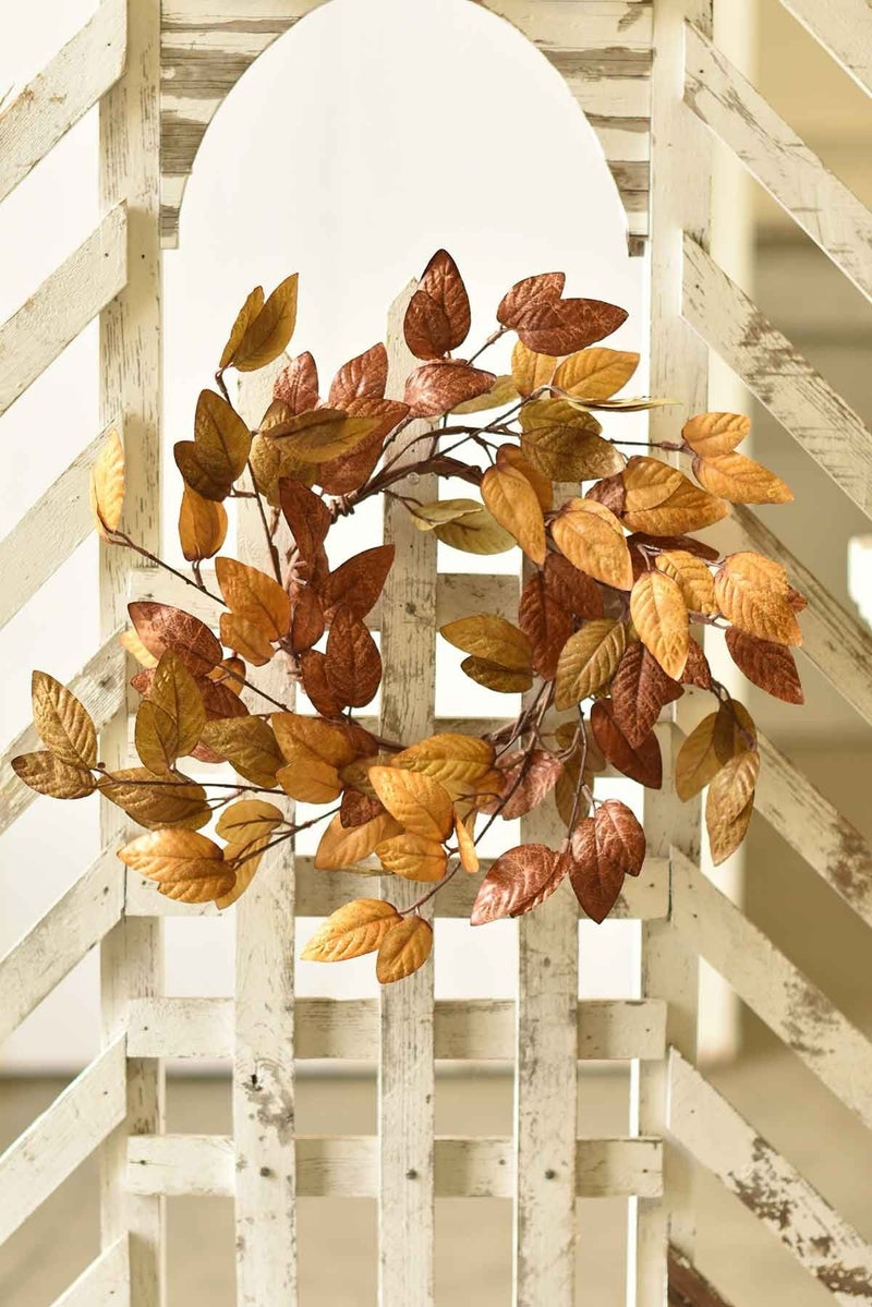 First Fall Wreath