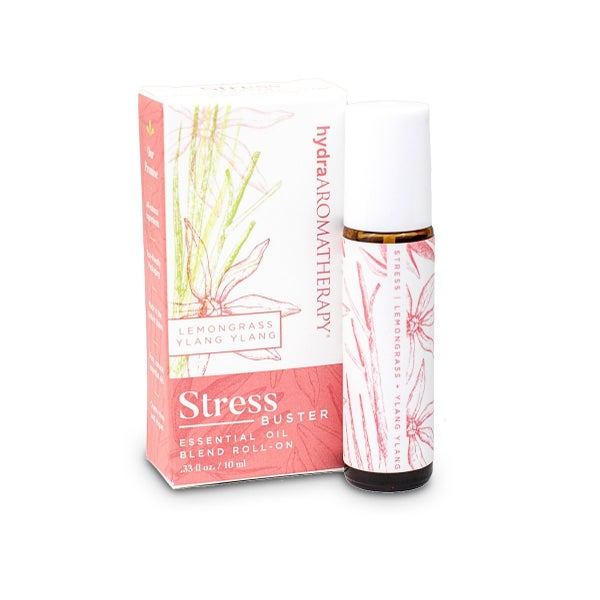 Roll On Essential Oil-Stress