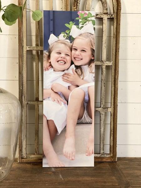 Custom Photo Canvas 12x36