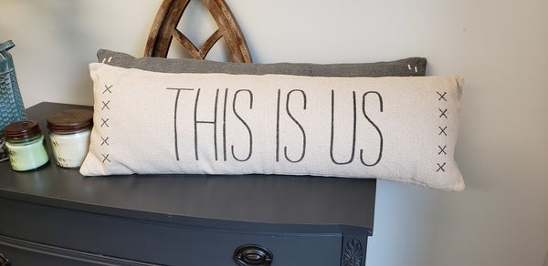 This is Us Pillow