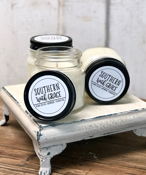 Set of 3 SWG Signature scent candle (8oz)