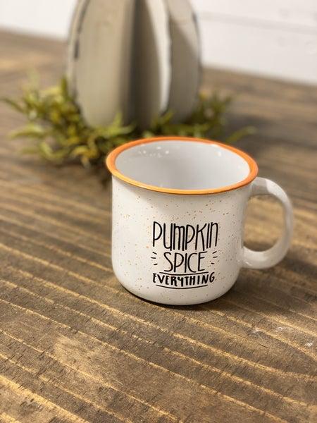 Ceramic Fall Mug