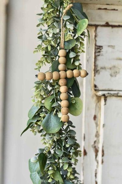 Natural Hanging Cross