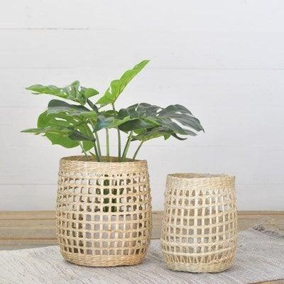 Sea Grass Basket-2 Sizes