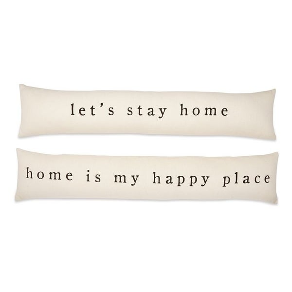 Home is My Happy Place Pillow