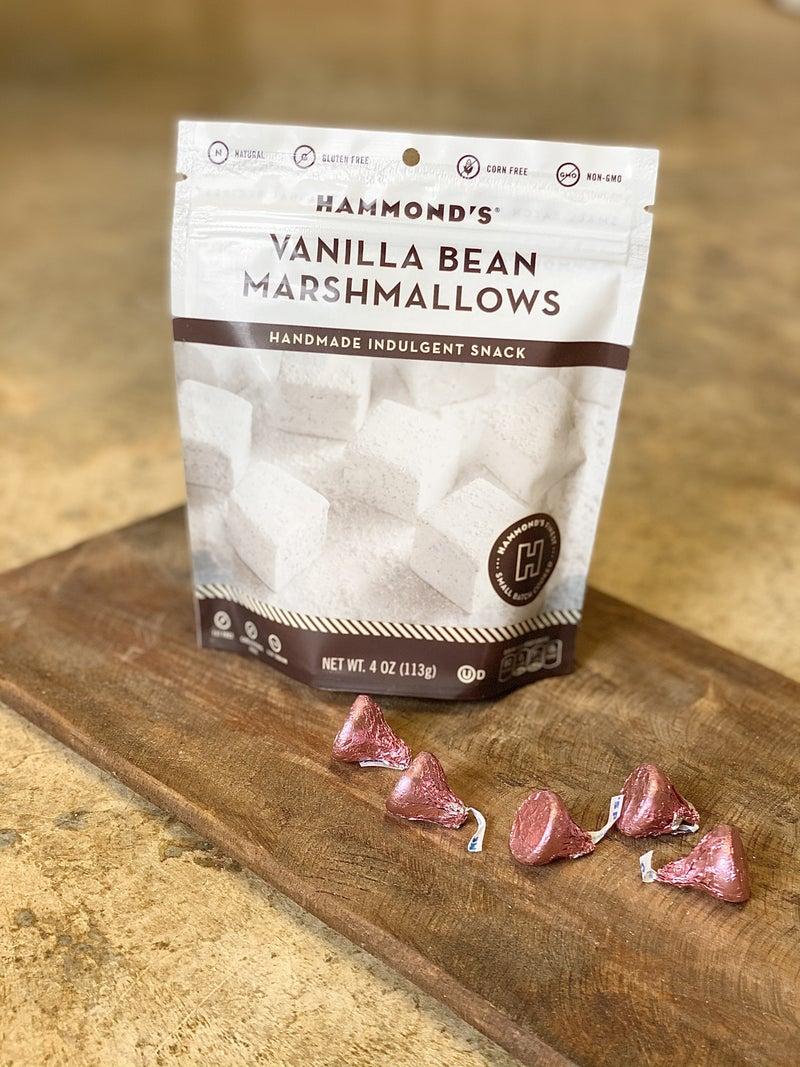 Gourmet Vanilla Bean Marshmallows
