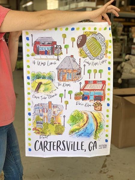 Cartersville Dish Towel