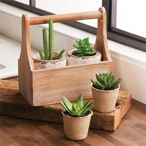 Herb Pot Caddy