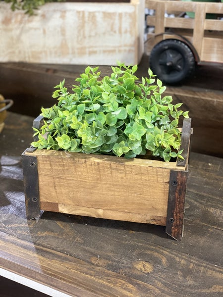Metal & Wood Brick Mold