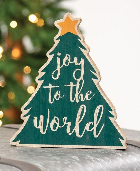 Joy To the World Tree Sitter