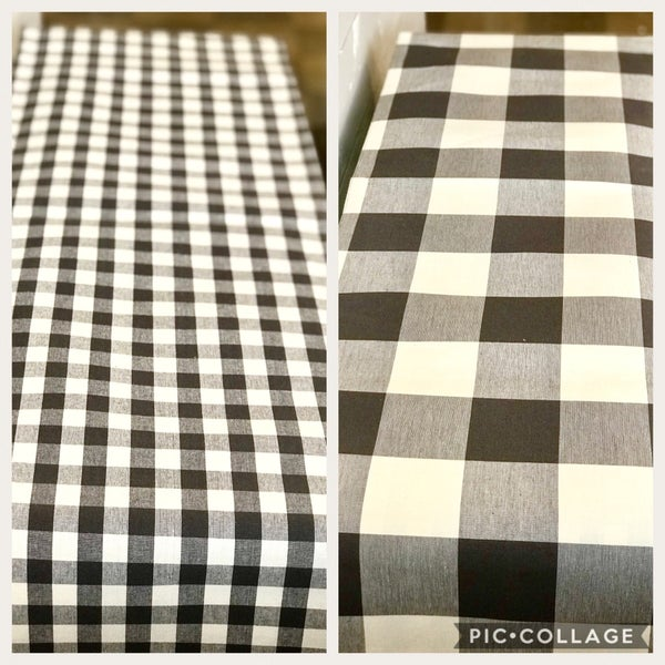 Buffalo Check TableRunner (Reversible)