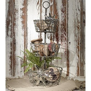 3 Tier Farmhouse Basket